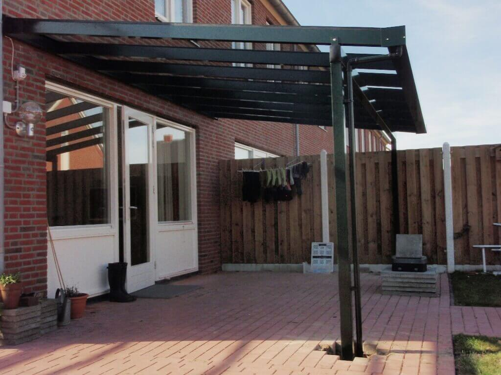Carport bouwen - Systo Systems